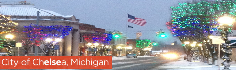 City of Chelsea, Michigan